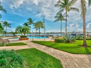 Florida Intracoastal Waterfront Condo Rental, Hypoluxo