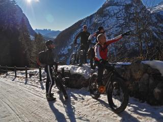 Magic Winter in Cortina ! Try the first snow, Cortina d'Ampezzo