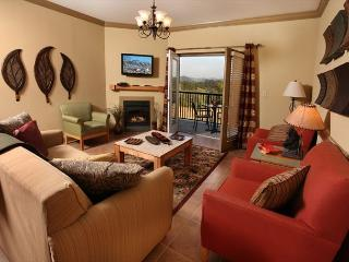Mountain View Condo 1605 a 2 bedroom condo right on the Pigeon Forge Parkway.