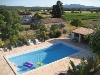 Holiday cottages South France with pool, Canaules-et-Argentieres