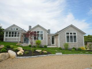 Stunning 1.5 landscaped acres with private beach 118600, West Tisbury