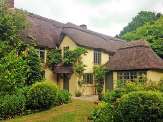 New Forest 6 Bedroom Thatched Cottage, Woodgreen