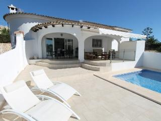 MJ000160 Fabulous 3 Bedroom 3 Bathroom Villa, Moraira