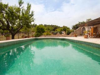 Holiday villa in Selva, Mallorca. Villa 343