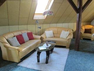 Vacation Apartment in Thale - 915 sqft, light and friendly furnished, central location (# 108)
