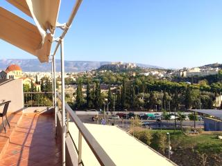 Athens Center - Panoramic View Loft, Gazi