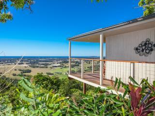Stunning views at Byron's Secret, Byron Bay Hinterland