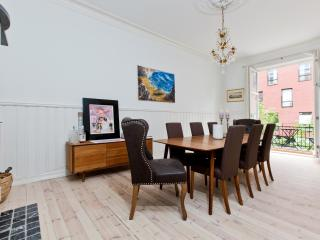Urban 111 sqm of luxury in the heart of Oslo!