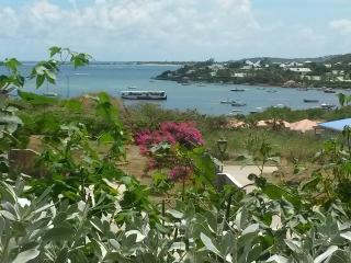 Beautiful cottage with st Barth's view, Saint-Martin