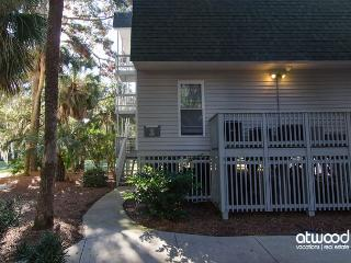 Driftwood Villa 280 - Adorable, Pet Friendly First Floor One Bedroom Villa, Isola Edisto