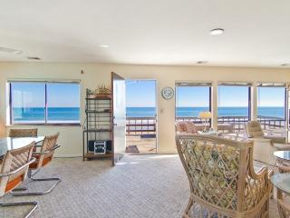 DIRECT OCEANFRONT TOPSAIL SURF CITY SLEEPS 11!!!, Surf City