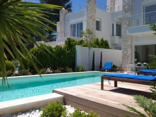 Boutique Private Pool Villa 'Alkistis' in Paliouri, Halkidiki Region