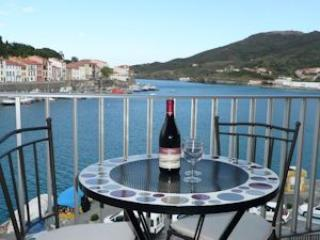 Port Vendres apartment for self catering holidays, Port-Vendres