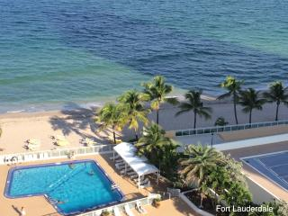 Oceanfront -Balcony Apartment - Ft. Lauderdale, Fort Lauderdale