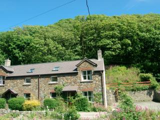 Mill Cottage, in Solva, Pembrokeshire, Wales.