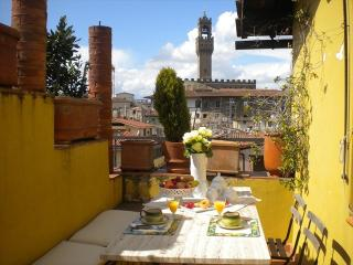 Florence Roof Top Apartment city center - TFR95, Donnini
