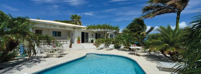 Villa Falaise Des Oiseaux SPECIAL OFFER: St. Martin Villa 126 Set In Nearly 5 Acres Of Lovely Gardens And Ideal For Anyone Seeking Peaceful And Secluded Surroundings., Terres Basses