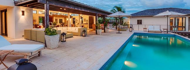 Villa Aquamarie AVAILABLE CHRISTMAS & NEW YEARS: Anguilla Villa 116 Sits On A Slight Landscaped Rise Overlooking The Caribbean Sea And The Mountains Of St. Maarten Beyond., Little Harbour