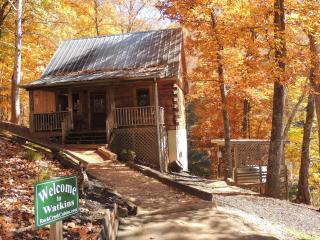 Mountainside Peacefullness- The Watkins Cabin, Bryson City