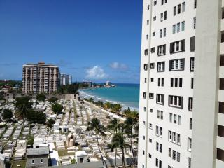 Renovated beach front condo in sunny Isla Verde