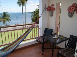 Haciendas del Club beachfront 1-br private apartment, Cabo Rojo