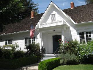Hutchins House in Historical Downtown Lodi