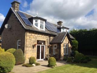 Traditional detached Victorian house of character, Aviemore