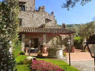 Nice villa with sea view, pool close to Sorrento, Priora