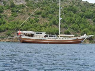M208 Marmaris 7 Cabins Luxury Yacht Hire