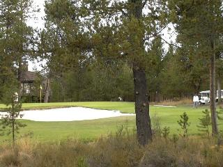 Alpine 11 is on the Woodlands Golf Course and very close to Fort Rock Park!, Sunriver