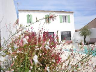 Beach House with swimming pool in Ile de ré, Sainte Marie de Re