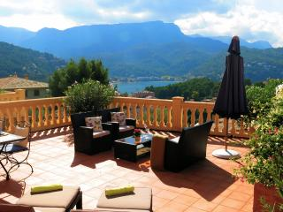 Lovely apartment, Soller