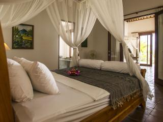 Resort Surya & Chandra, fully catered,AC, sleeps 9, Candidasa