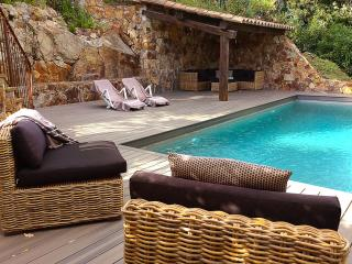 Hillside Villa with Stunning View of the Bay, Cannes