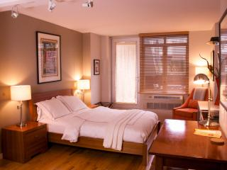 $199/NIGHT SUMMER SPECIAL: Modern Studio w/ Patio, New York