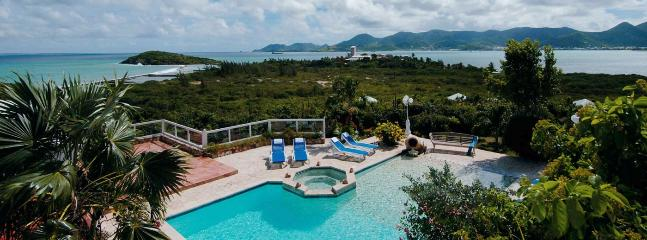 Villa La Siesta SPECIAL OFFER: St. Martin Villa 394 A Charming And Very Private Villa Located In The Exclusive Terres Basses Area On The French Side Of The Island.