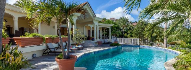 SPECIAL OFFER: St. Martin Villa 112 A Spectacular Villa Located In The Gated Orient Bay Village, Within Walking Distance Of The Famous Orient Beach.