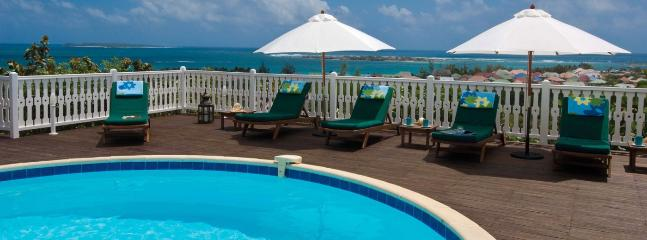 Villa Mango SPECIAL OFFER: St. Martin Villa 399 Conveniently Located In The Gated Residential Area Of Orient Bay, And Only A Short Walk From Restaurants, Shops And Orient Bay Beach.