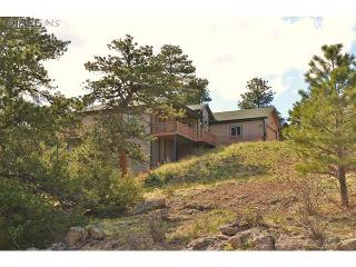 BEAUTIFUL MOUNTAIN HOME NEAR ESTES PARK, COLORADO, Glen Haven