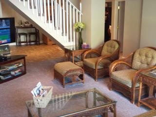 Asheville, Private 750 Square Foot Furnished Suite