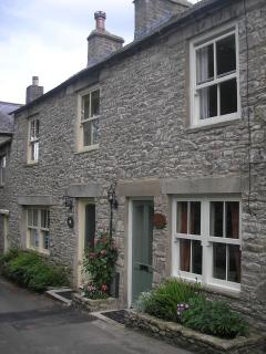 Traditional stone cottage