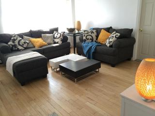 Cozy on cloud nine - 2 beds apt 18 min to NYC, North Bergen