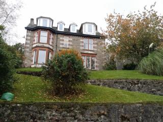 4 bed holiday apartment in Rothesay