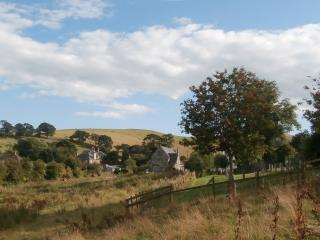 A cosy holiday cottage in Morebattle near Kelso
