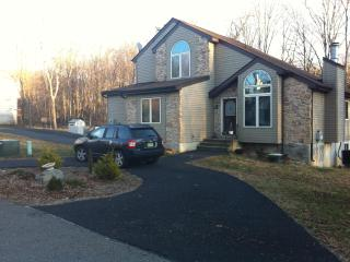 Contemporary Private Home Great for Skiing, Bushkill