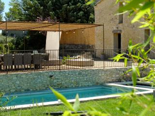 La Grande Bergerie - Contemporary and charming vacation home in the heart of Luberon, Provence, Saint-Saturnin-les-Apt