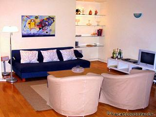 2 Bedroom Apartment at Place Monge in Paris