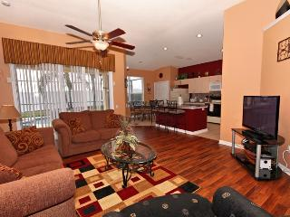 King Palms - Pool with Spa, Games Room & Free WiFi, Kissimmee