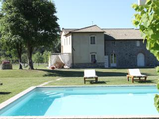 Exclusive villa near Lucca, comfort and privacy