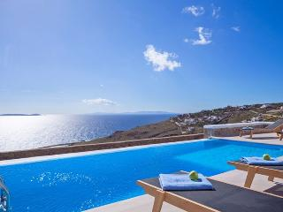 Pasiphae I-Villa with Panoramic View Of The Aegean, Mykonos